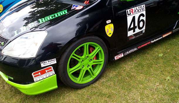 Alloy Racing Wheels - Mike Stokes Tyres Bournemouth Poole Christchurch Dorset
