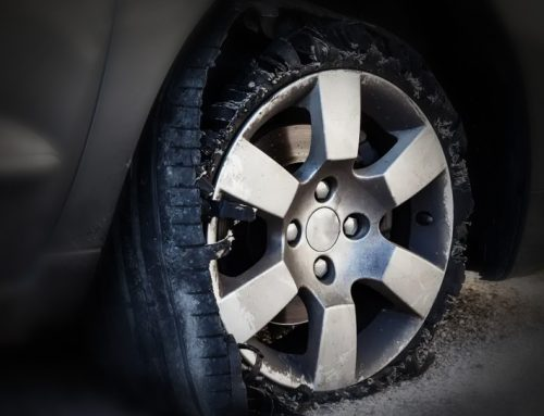 Selling Illegal and Unsafe Tyres